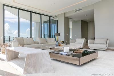 Coconut Grove Condo For Sale: 2821 S Bayshore Dr Uph-B Dr #UPH-B