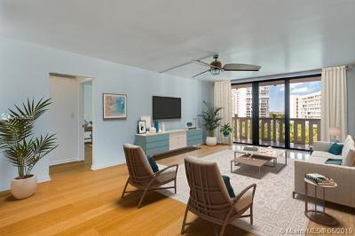Key Biscayne Condo For Sale: 1121 Crandon Blvd #E604