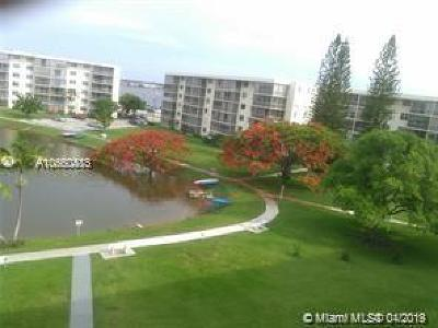 Aventura Condo For Sale: 2905 Point East Dr #L505