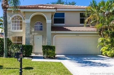 Boca Raton Single Family Home For Sale: 10222 Breezeway