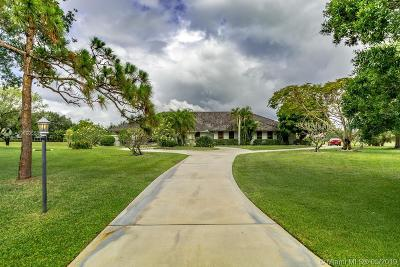Palm Beach Gardens Single Family Home For Sale: 5812 Lady Luck Rd