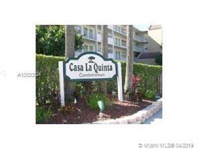 Pompano Beach Condo For Sale: 2840 NE 14th St Cswy #208A