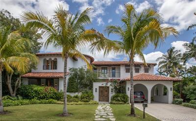 Key Biscayne Rental For Rent: 345 Caribbean Rd