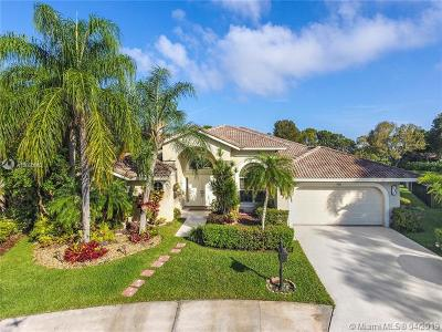 Weston Single Family Home For Sale: 741 Heron Rd