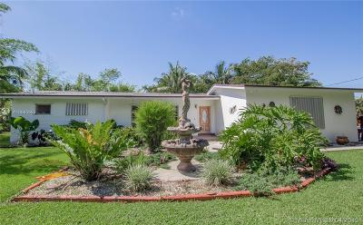 Homestead Single Family Home For Sale: 19350 SW 312th St
