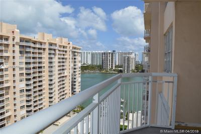 Aventura Condo For Sale: 18021 Biscayne Blvd #1702