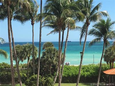 Miami Beach Condo For Sale: 2555 Collins Ave #401