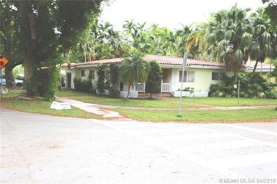 Coral Gables Single Family Home For Sale: 631 Santurce Ave
