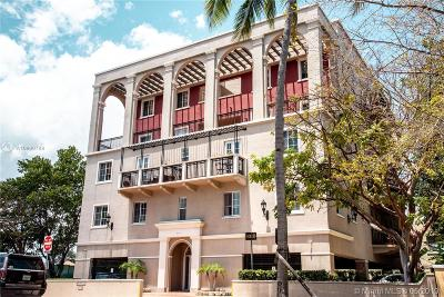 Coral Gables Condo For Sale: 115 Mendoza Ave #303