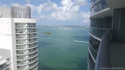 Aria On Th Bay, Aria On The Bay, Aria On The Bay Condo, Aria On The Bay Condominiu, Aria On The Bay Corner, Aria On The Bay Unit 2104 Condo For Sale: 488 NE 18th St #3905