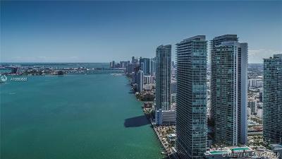Miami-Dade County Condo For Sale: 3131 NE 7th Ave #3801