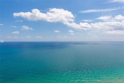 Sunny Isles Beach Condo For Sale: 15901 Collins Ave #3706