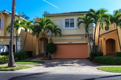 Aventura Single Family Home For Sale: 20953 NE 30th Ct