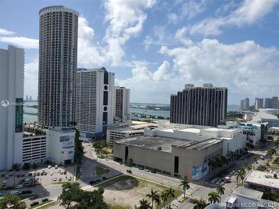 1800 Biscayne Plaza, 1800 Biscayne Plaza Condo Rental For Rent: 275 NE 18th St #PH-05