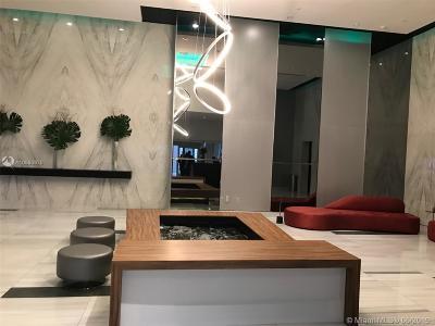 Marquis Condo, Marquis Condominium, Marquis Residences Rental For Rent: 1100 Biscayne Blvd. #4301