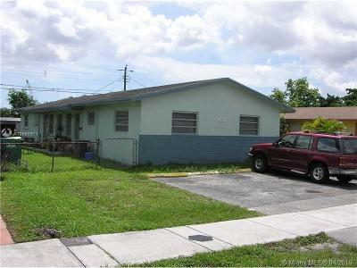 Fort Lauderdale Multi Family Home For Sale: 1904 SW 42nd Ave