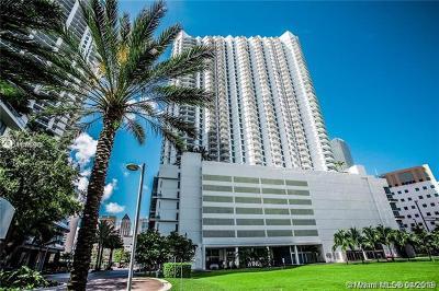 Miami-Dade County Condo For Sale: 350 S Miami Ave #2702