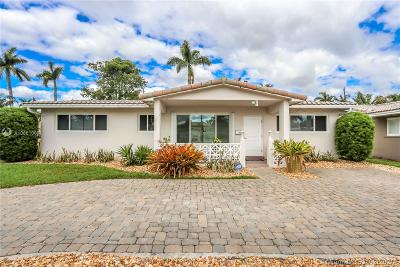Hollywood Single Family Home For Sale: 1106 N 13th Ave