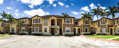 Homestead Condo For Sale: 3350 NE 13th Cir Dr #108-21