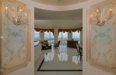Miami-Dade County Condo For Sale: 244 Biscayne Blvd #4203