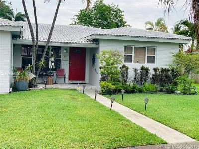 Hollywood Single Family Home For Sale: 809 N 31st Ave