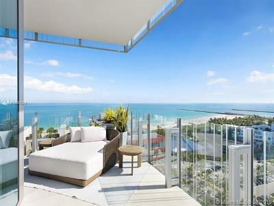 Miami Beach Condo For Sale: 120 Ocean Dr #1500