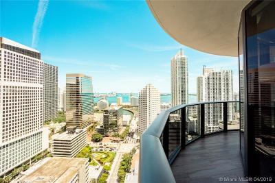 Miami Condo For Sale: 801 S Miami Ave #2905