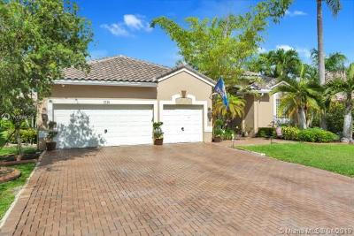 Coral Springs Single Family Home For Sale: 4740 NW 58th Ave