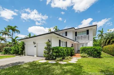 Coral Gables Rental For Rent: 1529 Mercado Ave