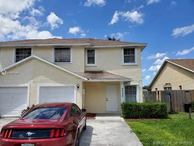 West Palm Beach Condo For Sale: 5357 Grey Fox Ct #5357