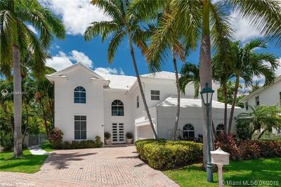 Key Biscayne Single Family Home For Sale: 25 Grand Bay Estates Cir