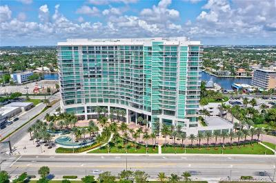 Pompano Beach Condo For Sale: 1 N Ocean Blvd #714