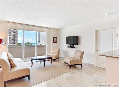 Sunny Isles Beach Condo For Sale: 17555 Atlantic Blvd #503