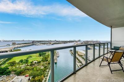 Marina Blue, Marina Blue Condo, Marina Blue Condominium, Marinablue, Marinablue Condo Condo For Sale: 888 Biscayne Blvd #2711
