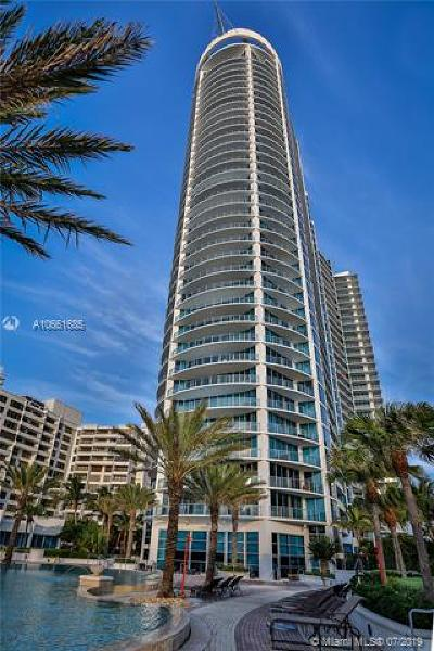Hollywood Condo For Sale: 3101 S Ocean Dr #907