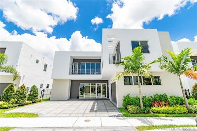 Miami Single Family Home For Sale: 7475 NW 100th Ave