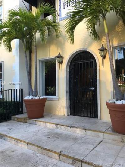 Miami Beach Condo For Sale: 4812 Pine Tree Dr #310