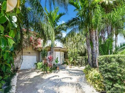 Coral Gables Single Family Home For Sale: 535 Bird Rd