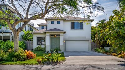 Fort Lauderdale Single Family Home For Sale: 605 NE 15th Ave