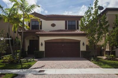 Doral Single Family Home For Sale: 10064 NW 88th Ter