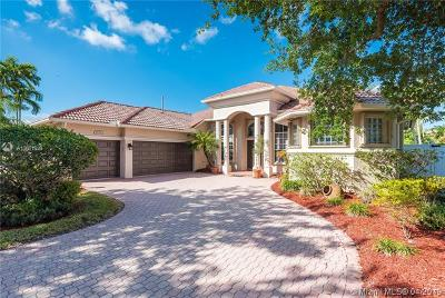 Pembroke Pines Single Family Home For Sale: 2130 NW 129th Ter