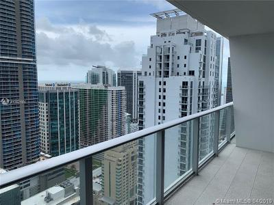 Condo For Sale: 1010 Brickell Ave #4302