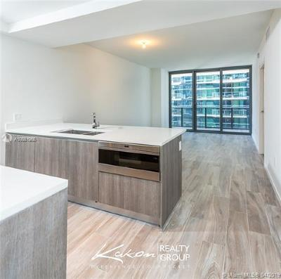 Rental For Rent: 801 S Miami Ave #1607