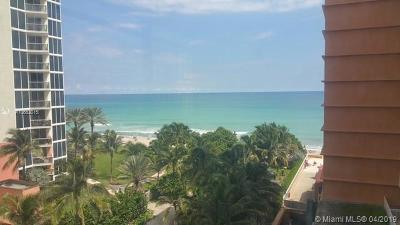 Sunny Isles Beach Condo For Sale: 19201 Collins Ave #526