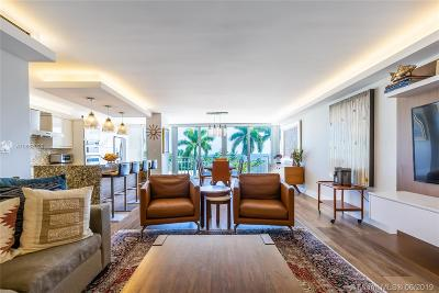 Key Biscayne Condo For Sale: 600 Grapetree Dr #4DN