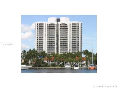 Aventura Condo For Sale: 3598 Yacht Club Dr #201