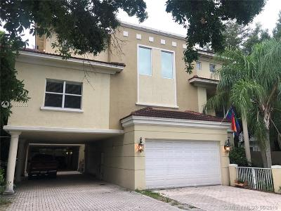 Fort Lauderdale Multi Family Home For Sale: 1746 N Dixie Hwy