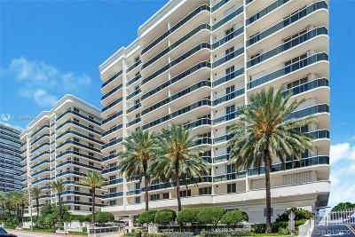 Surfside Condo For Sale: 9559 Collins Ave #S2-C