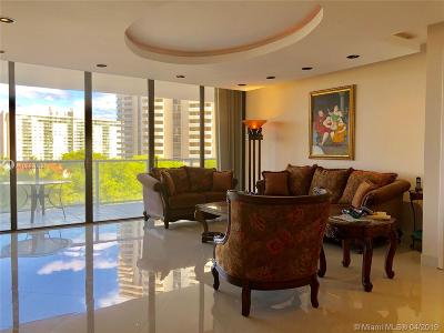 Aventura Condo For Sale: 19500 Turnberry Way #5F
