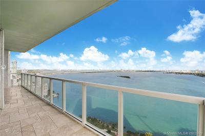 Miami Condo For Sale: 1900 N Bayshore Dr #3101